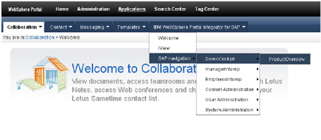 Integrated Web Experiences