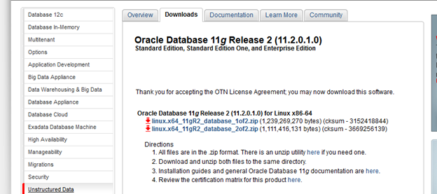 INSTALLATION OF ORACLE 11g Release 2 on CentOS 6 5 | Royal