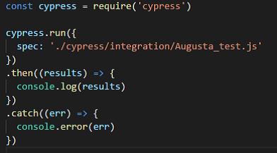 Cypress Module API v1