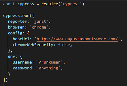 Cypress Module API v2