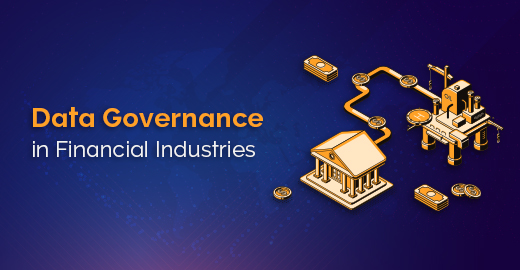 Data Governance in Financial Industries Blog Banner