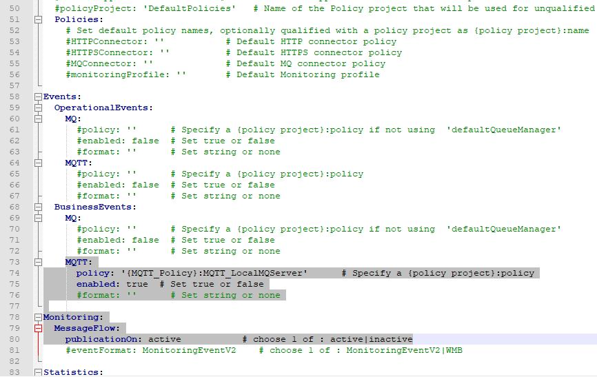 Integration Server's directory