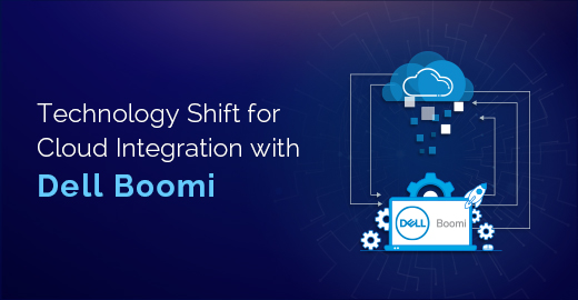 Technology Shift for Cloud Integration with Dell Boomi Blog Banner