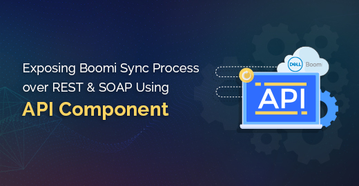 Exposing Boomi Sync Process over REST & SOAP Using API Component