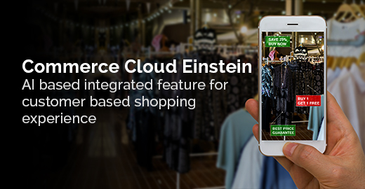 commerce cloud einstein