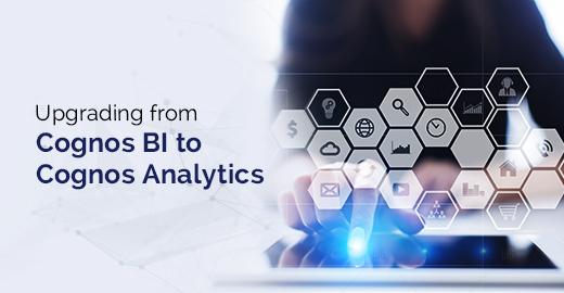 Upgrading from Cognos BI to Cognos Analytics