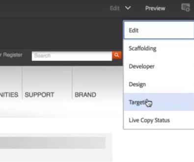 AEM with Adobe Target img4