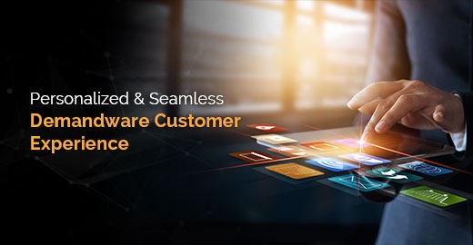 Personalized and Seamless Demandware Customer Experience