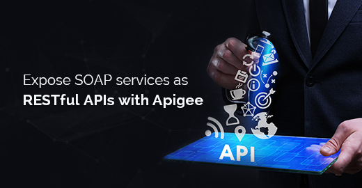Expose SOAP Services as RESTful APIs with Apigee