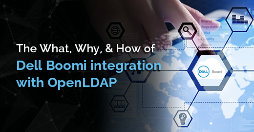Dell Boomi integration with OpenLDAP