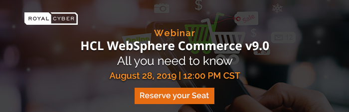 HCL WebSphere Commerce V9 Emailer