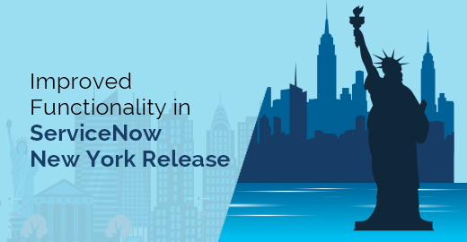 ServiceNow New York Release