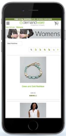 Site Genesis Mobile