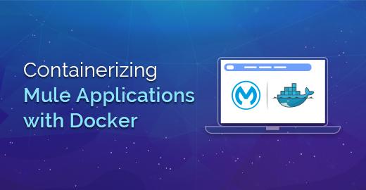Mule applications with Docker