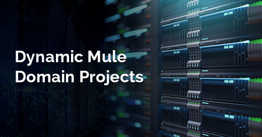 Dynamic Mule Domain Projects