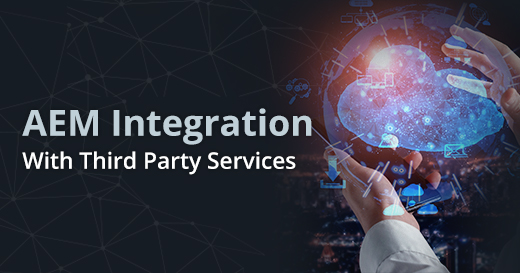 AEM Integration With Third Party Services