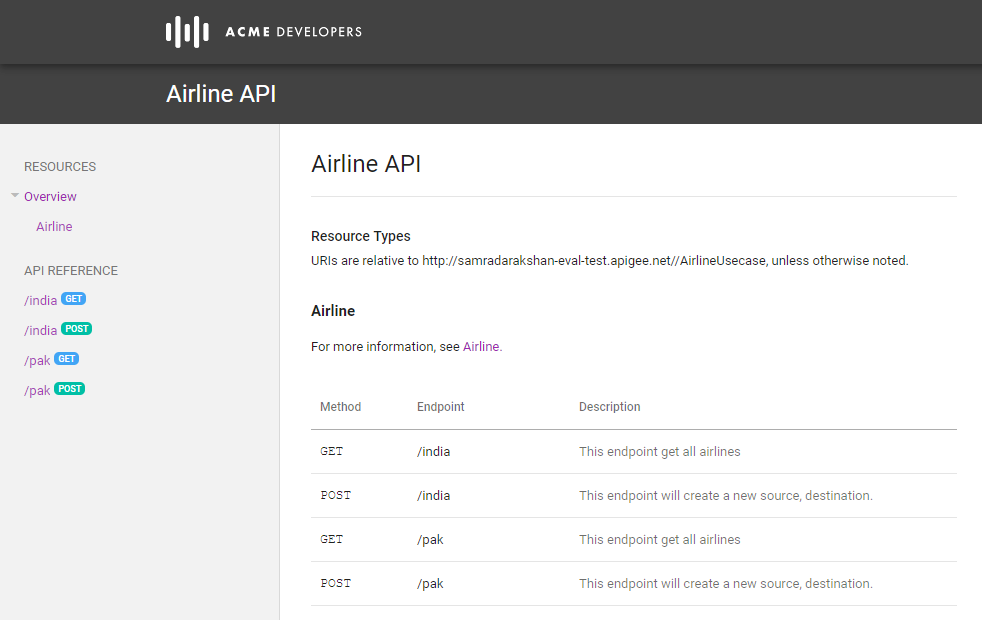 Flight Tracker API