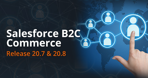 Salesforce B2C Commerce Release 20