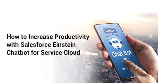 Salesforce commerce cloud Einstein chatbot