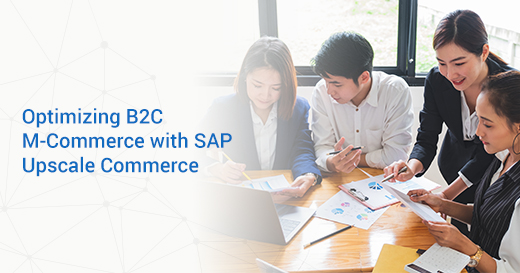 Commerce with SAP