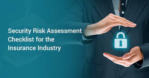 Security risk assessment checklist