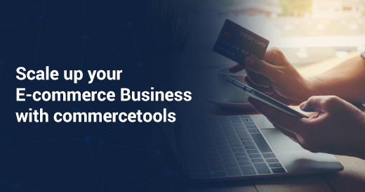 Ecommerce site with commercetools