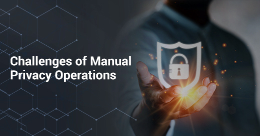 Challenges of Manual Privacy Operations