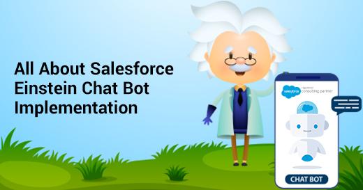 Salesforce Chat Bot Implementation