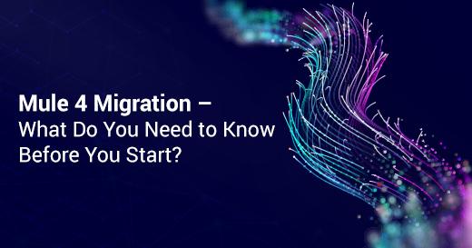 Mule 4 Migration
