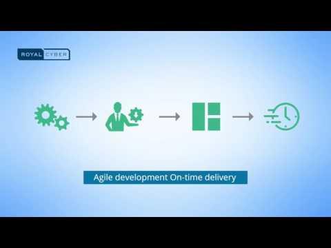 Test Automation Framework by Royal Cyber