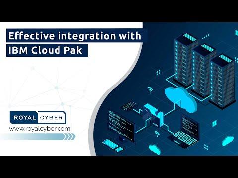 Effective integration with IBM Cloud Pak