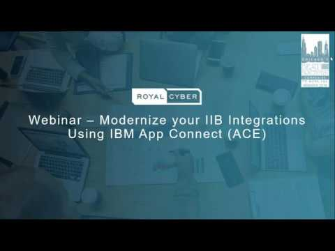 Modernize your IIB Integrations Using IBM App Connect ACE