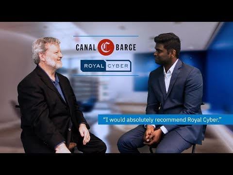 Canal Barge shares their success story working with Royal Cyber | Royal Cyber