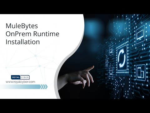 Mulesoft OnPrem Runtime Installation | Mulebytes | Installing Mule Run-time in On-Prem Environment
