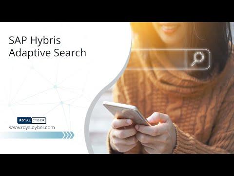 SAP Hybris Adaptive Search | Royal Cyber