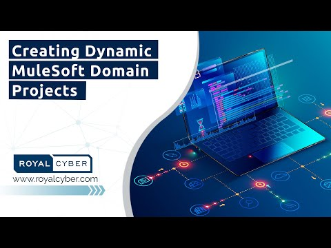 Creating Dynamic MuleSoft Domain Projects
