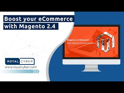 Boost your eCommerce with Magento 2.4 | Magento Web Support, Maintenance and Migration Services