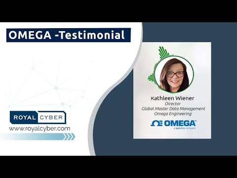 OMEGA Engineering gained Intelligent Data Insights | Client Testimonial | Transforming Data Strategy
