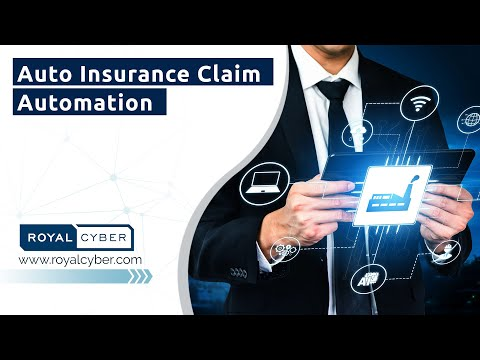 Auto Insurance Claim Automation | Robotic Process Automation [RPA] + Machine Language [ML]