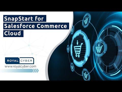 SnapStart for Salesforce Commerce Cloud | SnapStart Deployment Packages | Start Selling Online Fast
