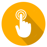 Interactivity Icon