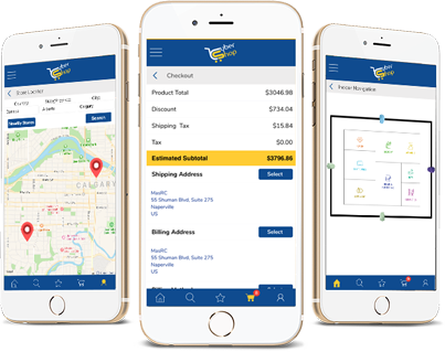 Cyber Shop Mobile App