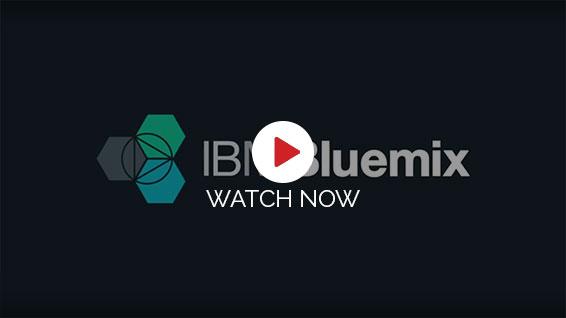 Bluemix Video
