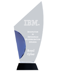 IBM Enterprise Modernization Awards