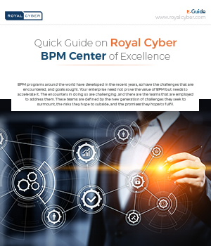 royal cyber BPM center of excellence