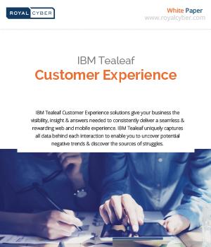 tealeaf customer experience