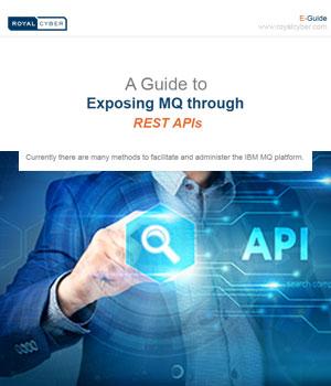 MQ through REST APIs