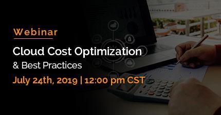 Cloud Cost Optimization & Best Practices