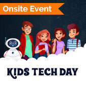 Kids Tech Day Event
