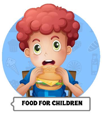 Food For Children Image